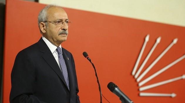 Kemal Kılıçdaroğlu: Halk perişan Saray lale devri yaşıyor