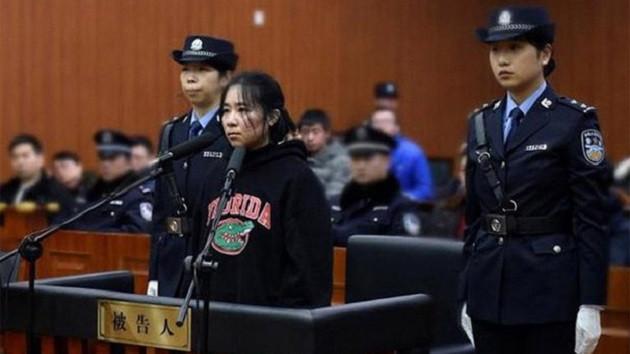 Kasıtlı olarak anne ve üç çocuğu öldüren o kadın idam edildi!