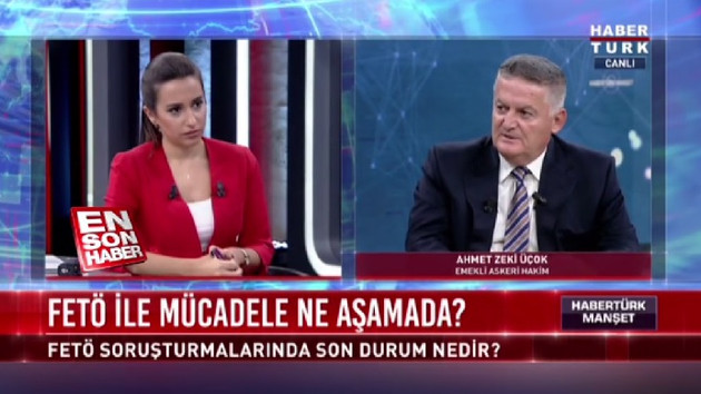Ahmet Zeki Üçok Fetömetre'yi anlattı…