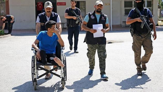 IŞİD'li terörist üniversite hastanesinde tedavi görürken yakalandı