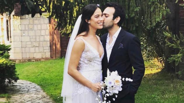 Buğra Gülsoy Nilüfer Gürbüz ile dünya evine girdi: Aile arasında düğün