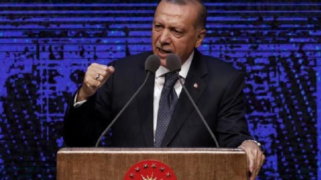 Alman basını: Ekonomiyi sonradan tökezlettiği ve ateşle oynadığı için Erdoğan'ın paçaları tutuştu