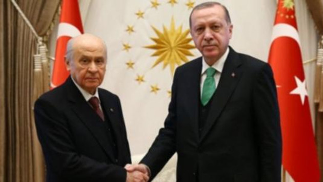 AKP ile MHP ittifak konusunda anlaştı
