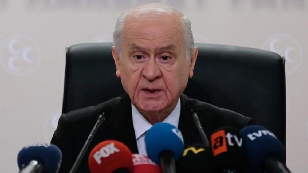Devlet Bahçeli: İstanbul, Ankara ve İzmir şer ittifakına geçerse sistem tartışmaya açılır
