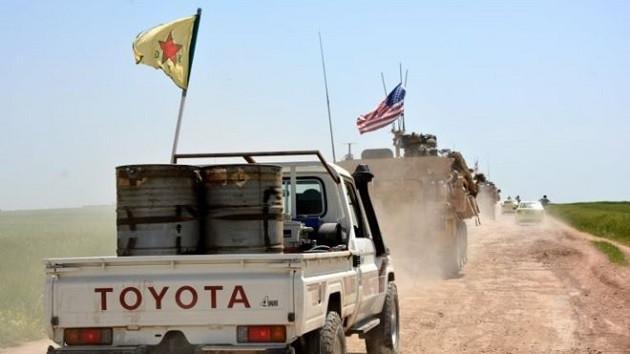 Times: Orta Doğu'daki en tuhaf dostluk, ABD'nin YPG'yle askeri ittifakı