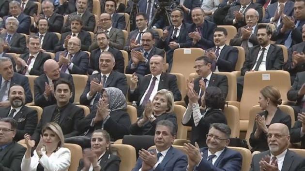 Erdoğan usta sanatçıdan o şarkıyı istedi