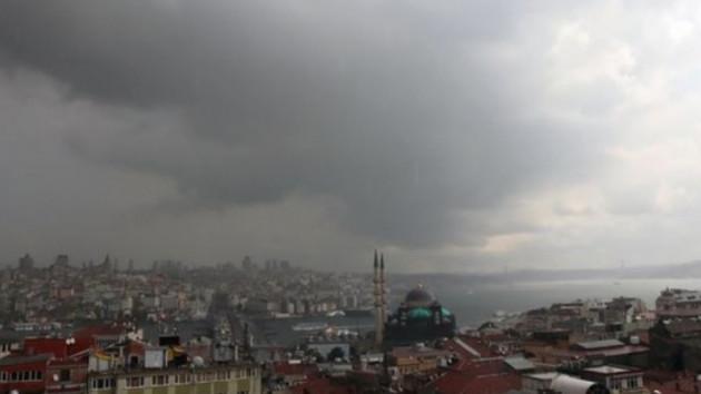 Son dakika: Dikkat! Meteoroloji'den İstanbul'a kuvvetli yağış uyarısı