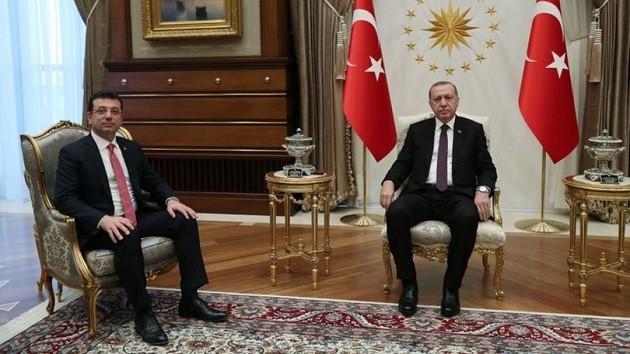 Erdoğan ile İmamoğlu arasında köfte ekmek diyaloğu: Sana borcumuz varmış