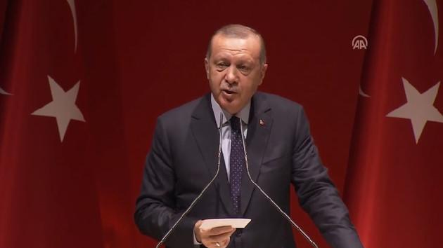 Erdoğan uyardı: Rekabeti seçim sürecine yansıtmayın