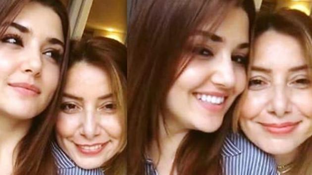 Hande Erçel'in annesinin son paylaşımı yürekleri dağladı