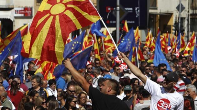 Meclis onayı geldi! Makedonya'nın ismi değişti