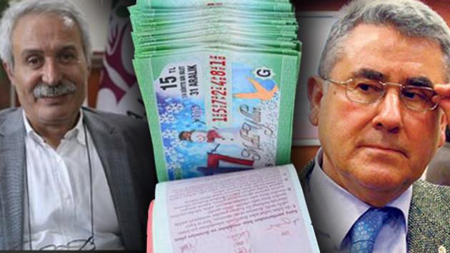 HDP'li vekilden şok iddia: 70 Milyonluk ikramiye Kolin İnşaat'a mı vurdu?