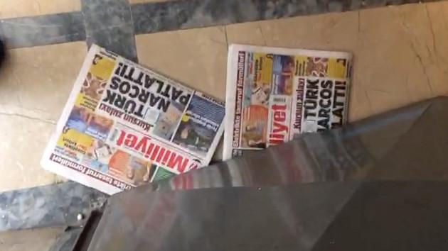 Nevşin Mengü: Nişantaşı'nda apartman girişlerine bırakılan Milliyet gazeteleri tiraja dahil mi?