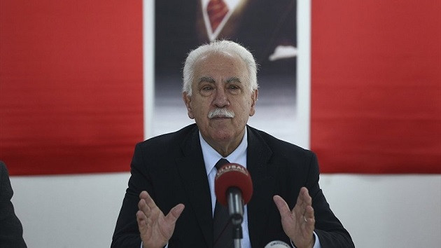 Perinçek: Türkiye derhal Şam'da büyükelçilik açsın