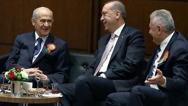 Erdoğan: Sayın Bahçeli çok kibar adam