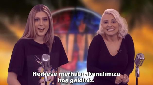 Itır Esen'in sunacağı Survivor 2019'dan ilk tanıtım geldi