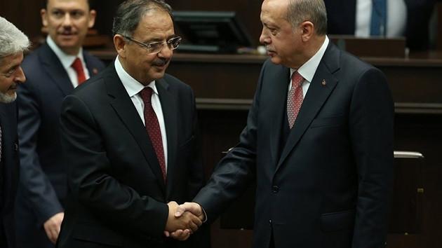 Mehmet Özhaseki: Allah bir sahip gönderdi o da Erdoğan