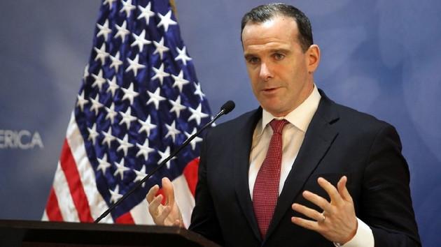 ABD'li eski özel temsilci McGurk: Türkiye güvenilmez partner