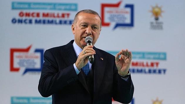 Erdoğan: Bu yıl 19 Mayıs'ı daha farklı bir heyecanla kutlayacağız