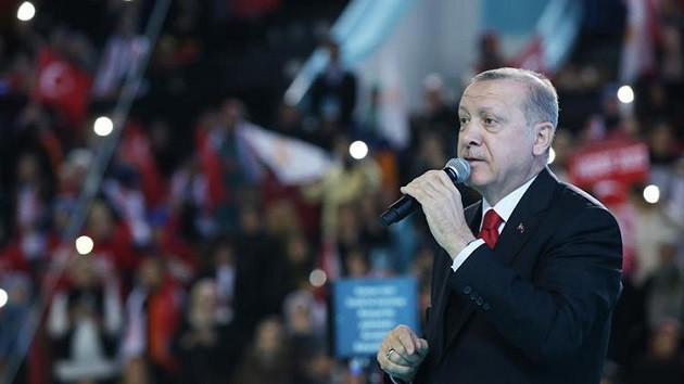 Erdoğan açıkladı! İşte AK Parti'nin Samsun adayları