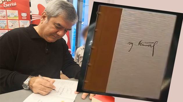 Yılmaz Özdil'in Mustafa Kemal kitabı 09.05'te 2500 liraya satılacak