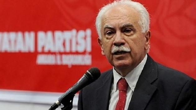 Doğu Perinçek'ten darbeye tepki: Türkiye seninle Maduro!