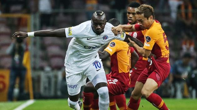 Son dakika: Mbaye Diagne Galatasaray'da! İşte bonservis bedeli