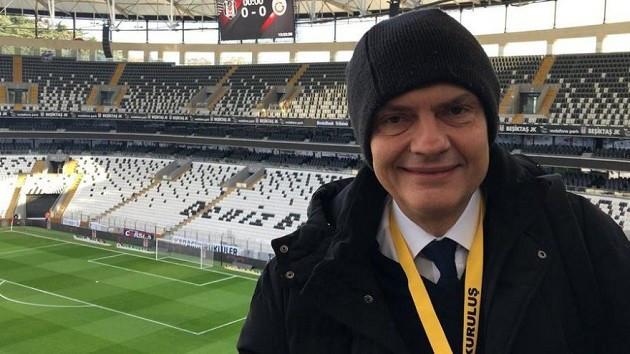 Ünlü spor spikeri Ercan Taner Asistanaliz'de