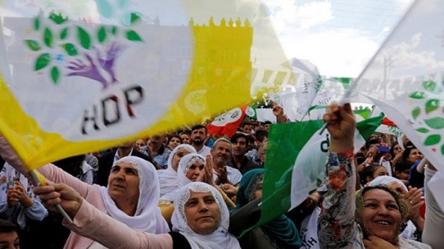 HDP'den CHP-İYİ Parti ittifakına uyarı: Seçimi kaybedince bizi suçlamayın
