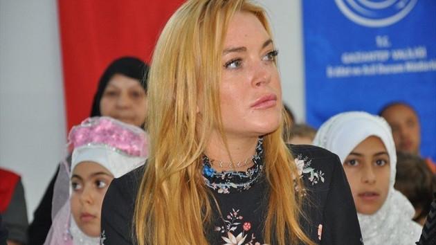 Lindsay Lohan: İşe gelince Putin gibiyim