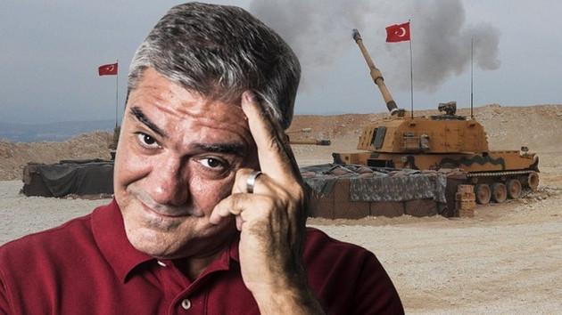 Yılmaz Özdil'den Barış Pınarı Harekatı yorumu: Gayet açık görülüyor ki...