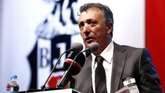 Ahmet Nur Çebi Beşiktaş Başkanlığına aday oldu