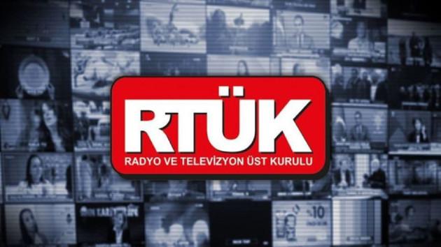 RTÜK: Barış Pınarı Harekatı aleyhindeki yayınlar hızlıca susturulmaktadır