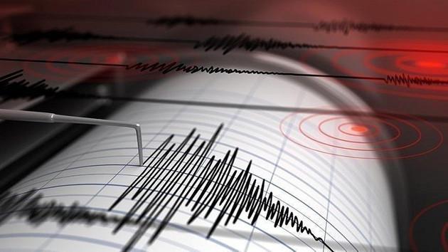 Marmara'da deprem! İstanbul da sallandı...