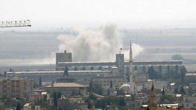 Tel Abyad ilçe merkezinin tamamı TSK kontrolünde