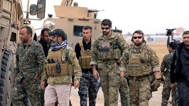 ABD askerleri bir bölgeden daha çekildi!