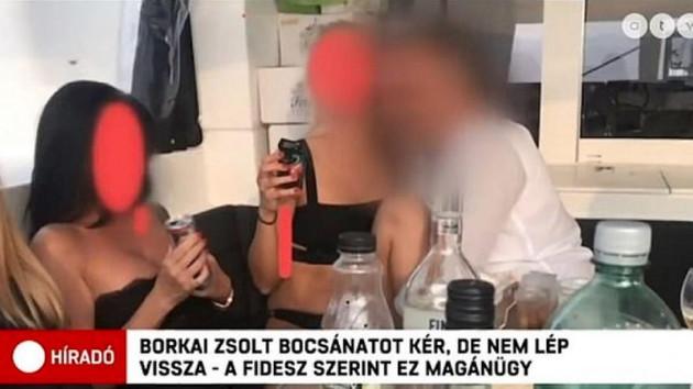Belediye başkan adayının lüks yatta escort kızlarla kaseti çıktı