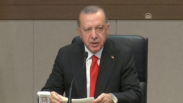 Erdoğan'dan Kobani ve Münbiç açıklaması