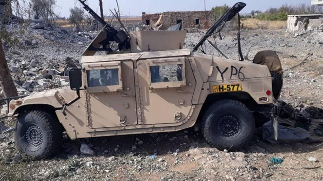 40 YPG'li teslim oldu, 600 terörist firar etti