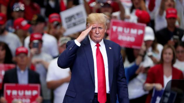 Trump: Biraz kavga etmeleri gerekiyordu, sonra ayırdım