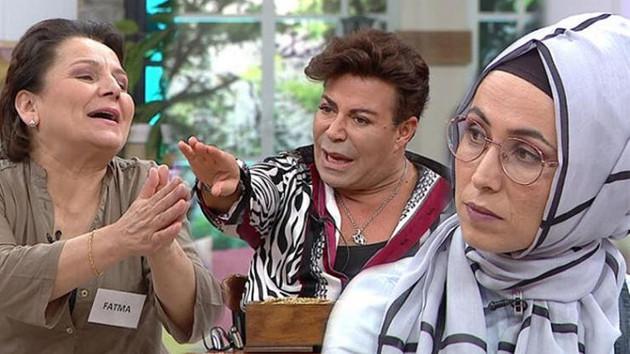 Gelinim Mutfakta'da Fatma Hanımı bilezik de mutlu etmedi!