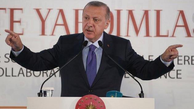 Cumhurbaşkanı Erdoğan'dan 120 saat uyarısı