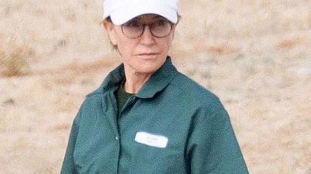 Felicity Huffman'ın cezaevinden ilk fotoğraflar yayınlandı