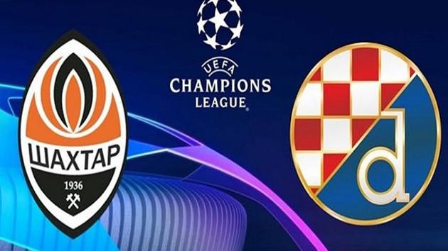 Shakhtar Donetsk Dinamo Zagreb maçı hangi kanalda saat kaçta?