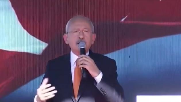 Kılıçdaroğlu: Nereye gitti bu para bunu bilmiyoruz