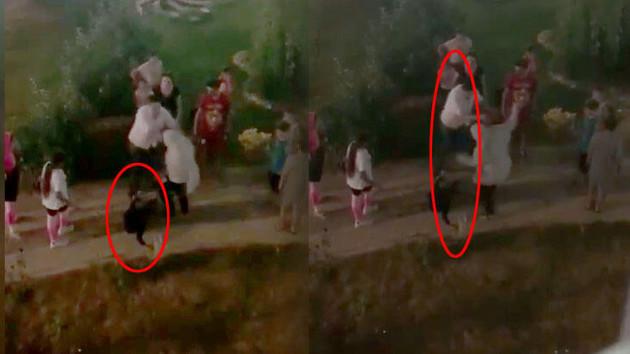 5 yaşındaki çocuğa tokat atan o saldırgan kim çıktı?