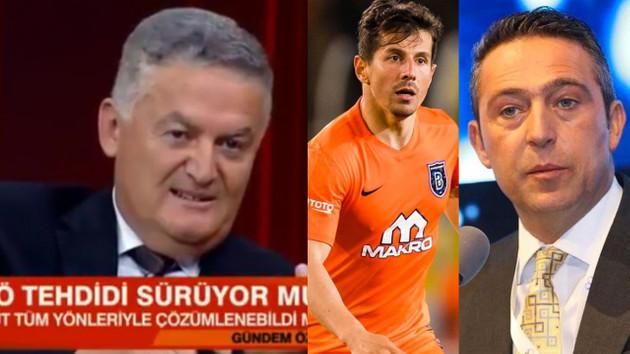 Ahmet Zeki Üçok'tan Ali Koç'a çok sert Emre Belözoğlu tepkisi