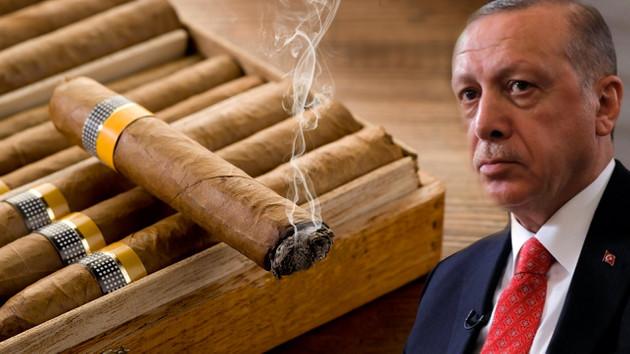 Erdoğan vekilleri uyardı: Puro içenlerinizi biliyorum, ağır vergiler getireceğiz