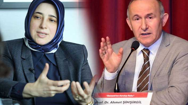 AKP'li Özlem Zengin'den Akit gazetesine sert tepki