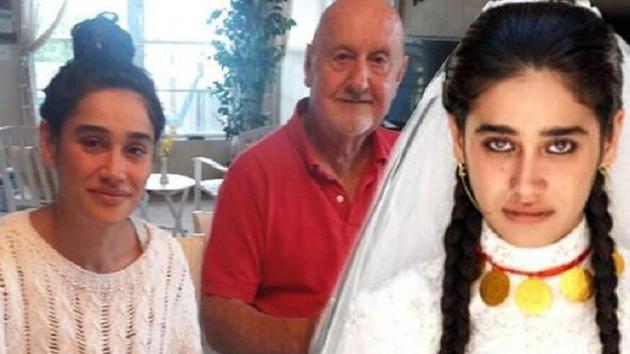 Oyuncu Meltem Miraloğlu 80 yaşındaki Amerikalı ile evlendi